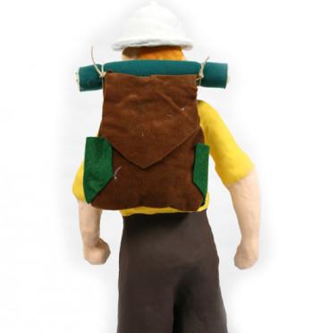 Figura decorativa de explorador comprar online