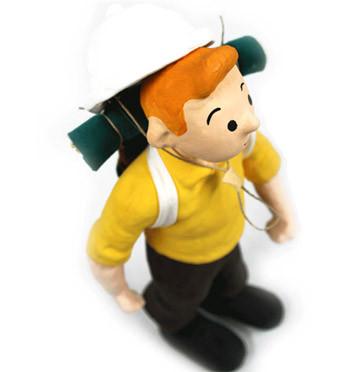 Figura Tintín Explorador - comprar online precio 70€ euros