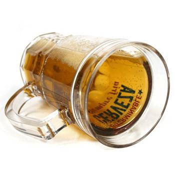 Jarra de cerveza para congelador - Comprar online Precio 12€ - Siempre llena y Siempre fría