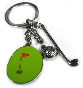 Llavero para los aficionados al deporte del golf comprar online