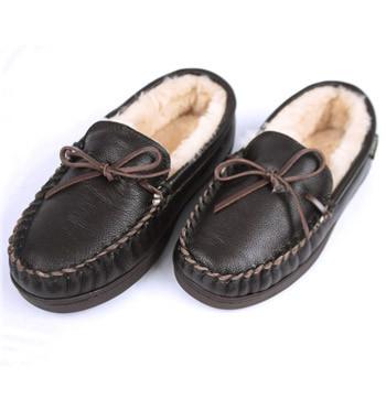 Mocasín zapatillas de invierno para estar por casa - comprar online precio 79€ euros