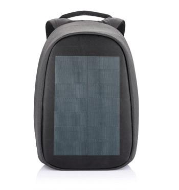 Mochila anti robo con cargador solar para el móvil, portátil o Ipad - comprar online precio 240€ euros