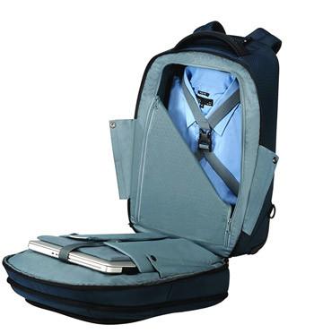 Trolley mochila para viajes de trabajo marca Samsonite - comprar online precio 195€ euros