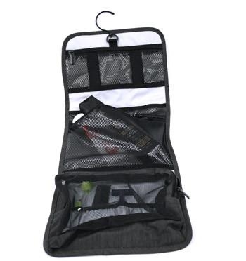 Neceser bolsa de aseo desplegable para viaje - comprar online precio 28€ euros