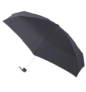 Paraguas plegable color negro Wind-proof - comprar online precio 35€ euros