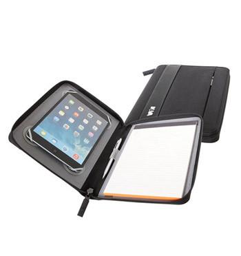 Portafolios para Ipad o tableta A5 marca Nava color negro - comprar online precio 49€ euros