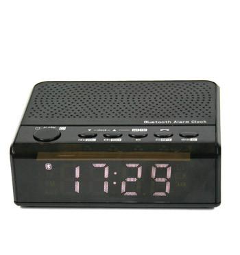 Radio despertador speaker por bluethooth temperatura y reproductor MP3 - comprar online precio 45€ euros