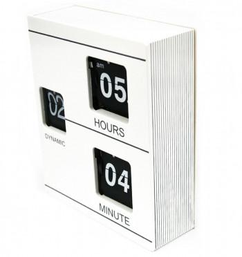 Reloj y calendario de sabanitas de sobremesa - Comprar Online Precio 75€ euros - Blanco o negro