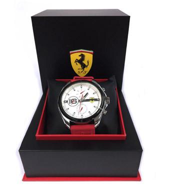 Reloj de pulsera marca Ferrari serie limitada - comprar online precio 205€ euros