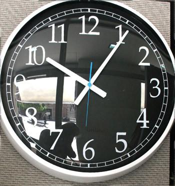 Reloj pared para despacho 60cms - Comprar online Precio 102€ euros - Reloj espectacular