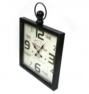 Reloj de pie o pared espectacular para despacho o casa - Comprar Online Precio 108€ euros