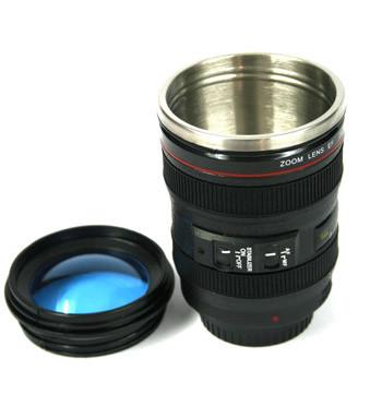 Taza de café termo para los aficionados a la fotografía - comprar online precio 21€ euros