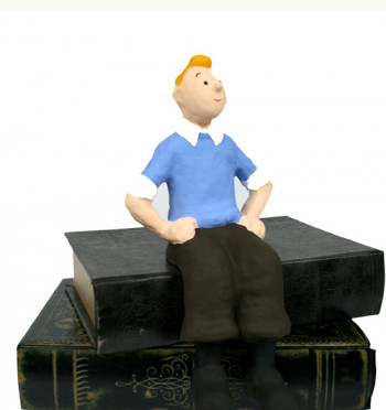 Figura decorativa sentada artesanal comprar online