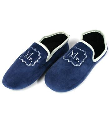 Zapatillas de estar por casa cerrada para el MR. de invierno - comprar online precio 32€ euros