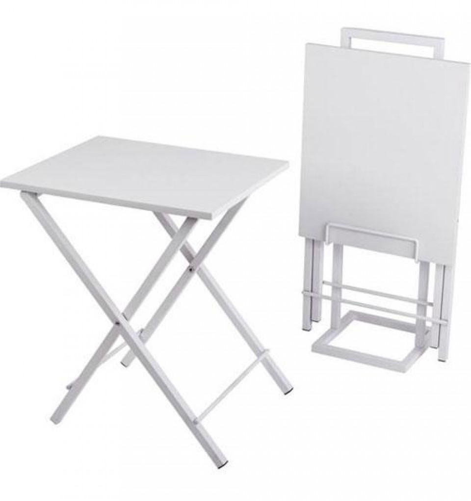 Mesas plegables supletorias comprar online precio 112 - Mesas plegables de pared ...