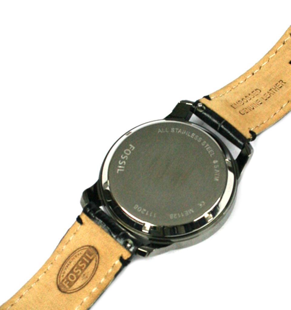 93766850e853 Reloj pulsera hombre automático marca Fossil - Comprar online Precio ...