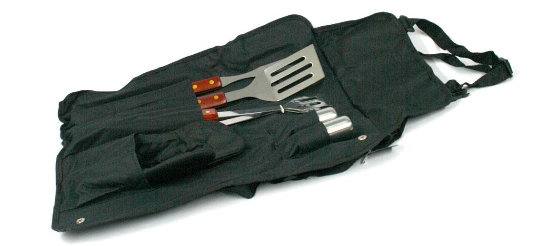 Delantal para el ! cocinitas¡con utensilios para barbacoa - comprar online precio 36€ euros