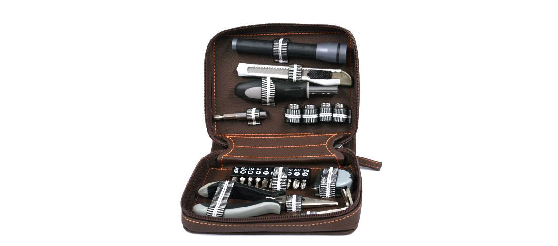 Estuche de herramientas muy ¡completo! para un imprevisto - comprar online precio 35€ euros