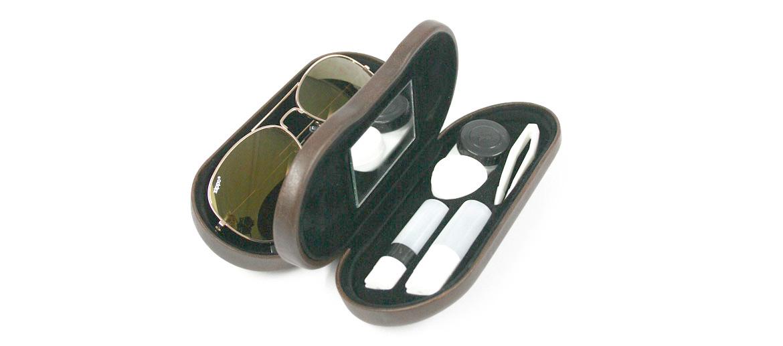 Estuche para guardar gafas y lentillas - comprar online 20€ euros