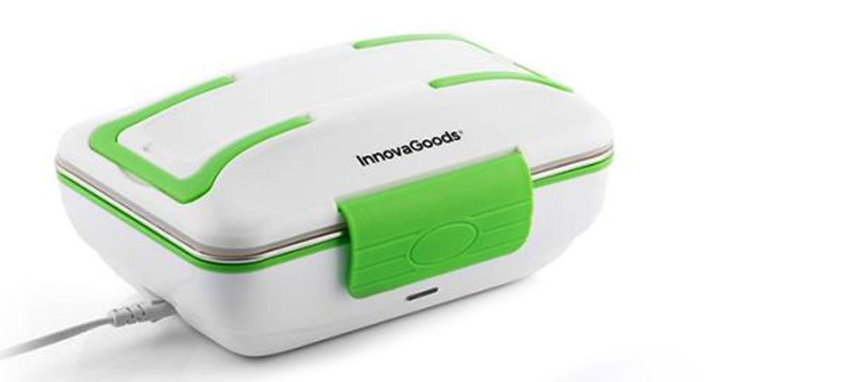 Fiambrera eléctrica para tener la comida caliente en el despacho - comprar online precio 35€ euros