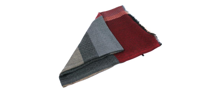 Foulard bufanda 100% lana ¡super suave! para este invierno - comprar online precio 69€ euros