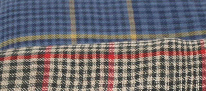 Foulard fino y muy agradable de lana fina y algodón para el otoño - comprar online precio 49€ euros
