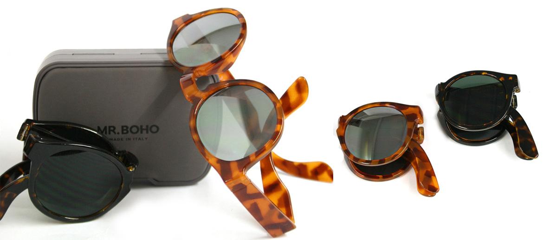 Gafas de sol plegables marca Mr. Boho - comprar online precio 55€ euros