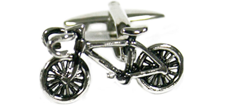Gemelos con forma de bicicleta - Precio 39€  - Comprar online