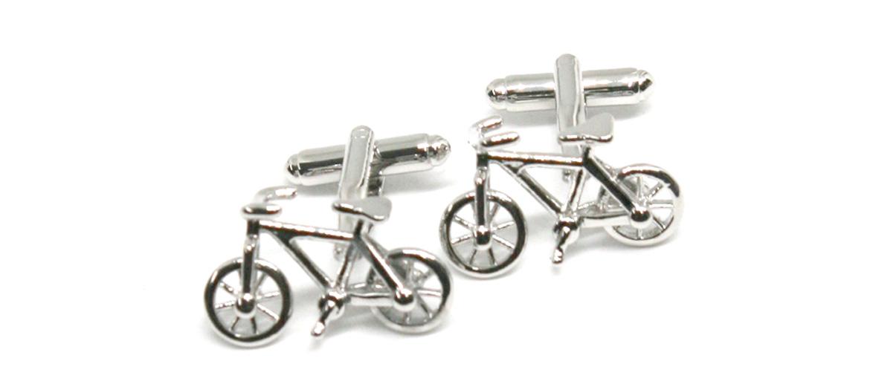 Gemelos con forma de bicicleta - comprar online precio 39€ euros
