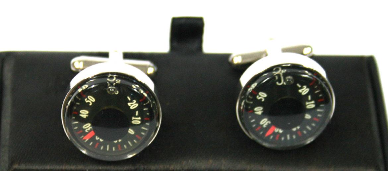 Gemelos con termómetro de temperatura - comprar online precio 39€ euros