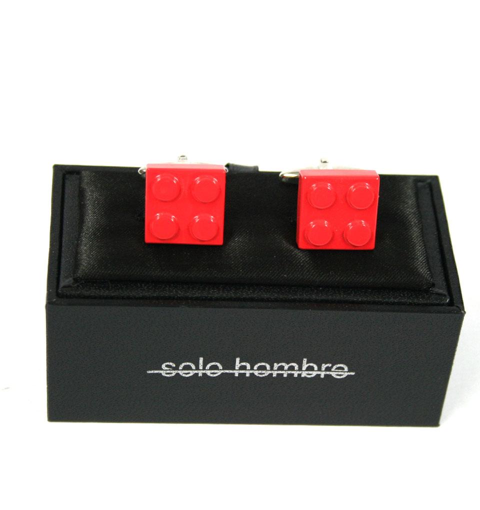 Gemelos ¡divertidos con forma de pieza de Lego - comprar online precio 39€ euros