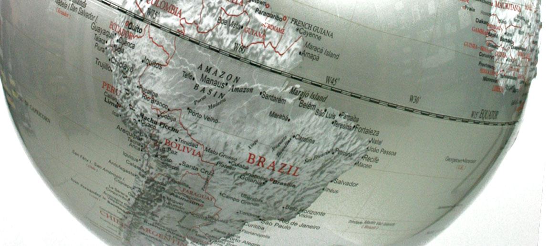 Globo terráqueo de pie con luz espectacular - comprar online precio 410€ euros