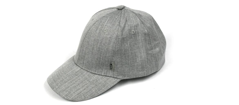 Gorra de béisbol con visera de algodón - comprar online precio 35€ euros
