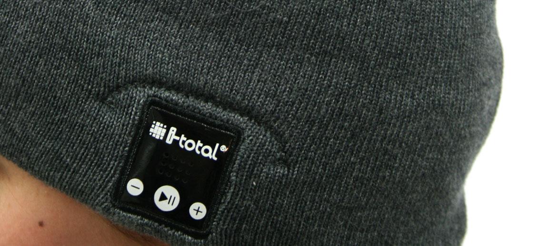Gorro para ir calentito y hablar por el móvil o escuchar música por bluetooth - comprar online precio 39€ euros