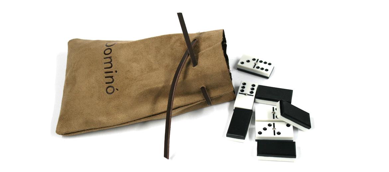 Juego de dominó para viaje - Solohombre