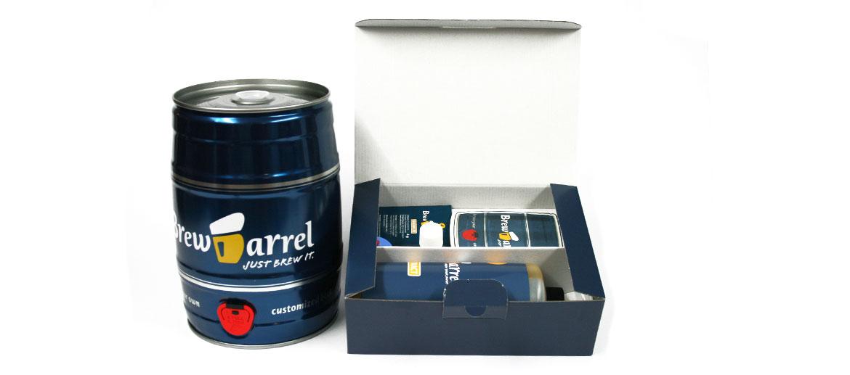 Kit para elaborar  tu propia cerveza - comprar online 39€ euros