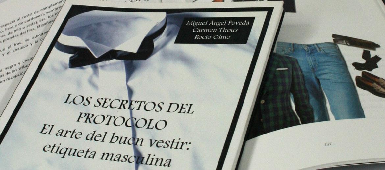 El libro de los secretos del protocolo para el hombre - comprar online precio 26€ euros