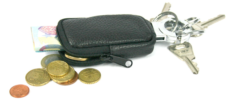 Llavero con carterita para monedas o lo que se te ocurra - comprar online precio 29€ euros