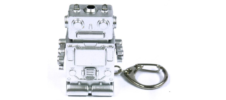 Llavero robot con luz y destornilladores para ¡un imprevisto! - comprar online precio 16€ euros
