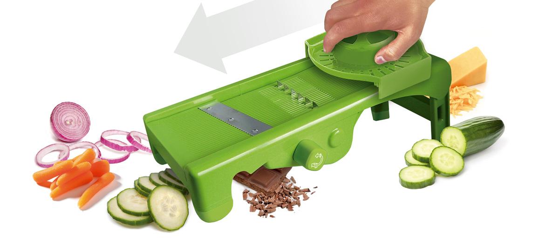 Mandolina para cortar  verduras para el hombre ¡cocinitas! - comprar online precio 33€ euros