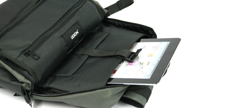 Mochila para portátil  14 pulgadas marca Lexon - comprar precio 90€ euros