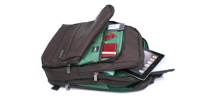 Mochila de trabajo marca National Geographic con bolsillo bloqueador de RFID - comprar online precio 79€ euros