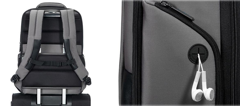 Mochila de trabajo para portátil hasta 14,1 pulgadas marca Samsonite - comprar online precio 150€ euros