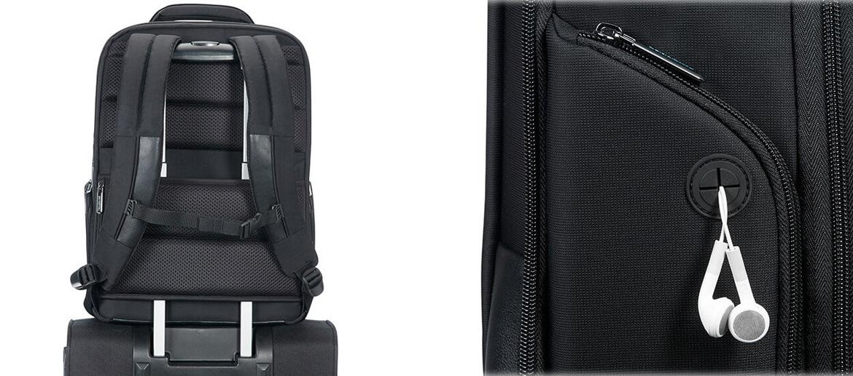 Mochila de trabajo para portátil hasta 15,6 pulgadas marca Samsonite - comprar online precio 160€ euros