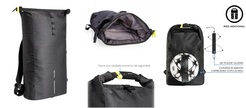 Mochila antirrobo ¡perfecta! para trabajo y viaje - comprar online precio 89€ euros