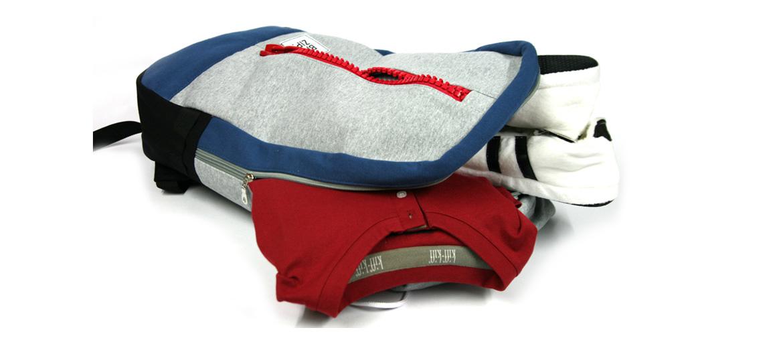 Mochila con capucha para deporte - comprar online precio 80€ euros