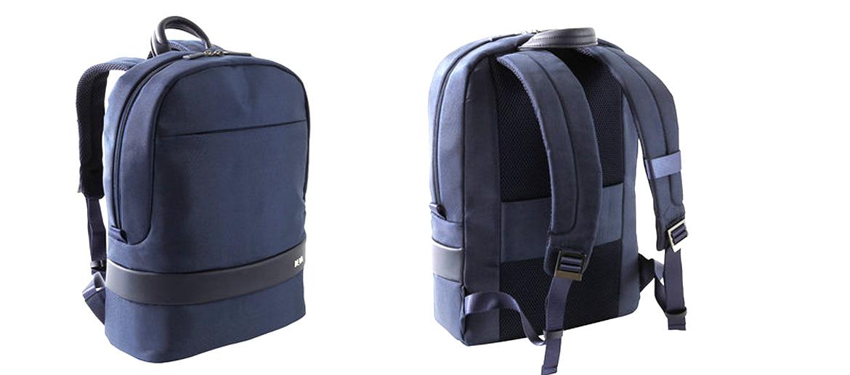 Mochila de trabajo azul para portátil de 15'6 pulgadas marca Nava Design - comprar online precio 78€ euros