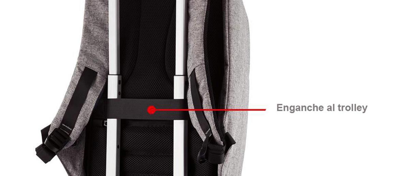Mochila de trabajo marca XD para portátil de 15,6 pulgadas - comprar online precio 98€ euros