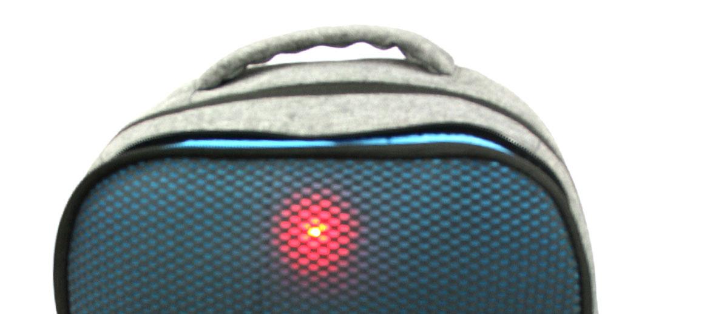 Mochila de trabajo o tiempo libre con luz de Led marca Nava - comprar online precio 99€ euros