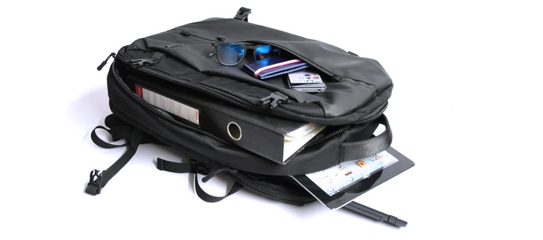 Mochila porta documentos  con correas extensibles - comprar online precio 60 euros